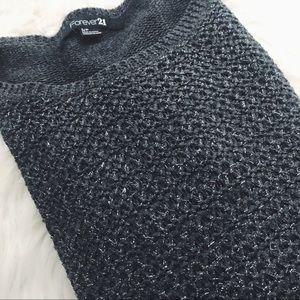 🖤 Waffle Knit Sweater